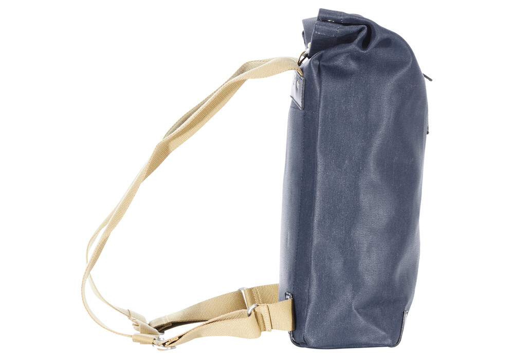 Brooks Pickwick Canvas Backpack Small 12l Dark Blue Black